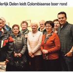2016-16 tem 23 februari Bezoek Colombiaanse gast Candelario - Broederlijk Delen
