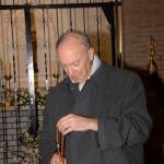 2011-12-03 Aartsbisschop Leonard op bezoek: kapel Heinkensberg, Wever